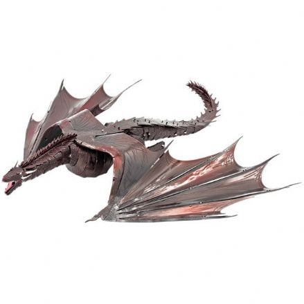 Metal Earth IconX Game of Thrones Drogon Model Kit